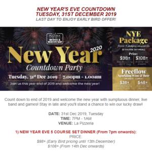 RSYC – 2019-12-31 New Year Eve Countdown