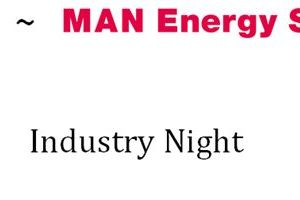 2019 Industry Night – MAN Energy Solutions (23 August 2019)