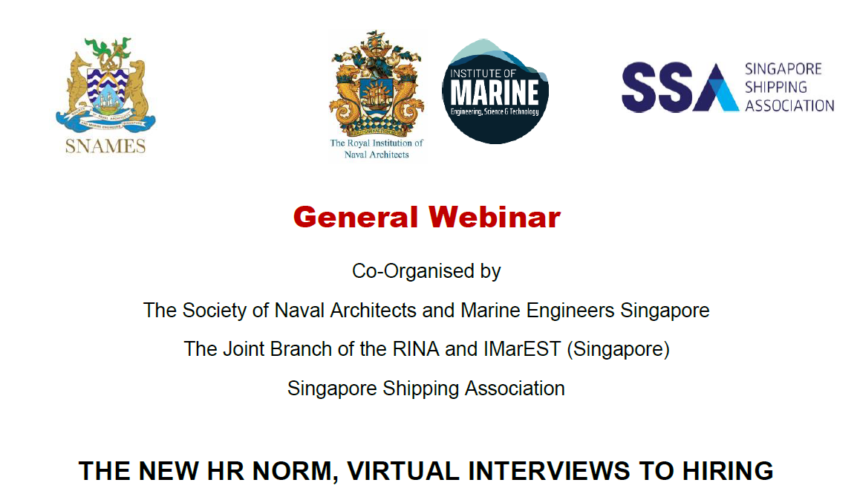 THE NEW HR NORM, VIRTUAL INTERVIEWS TO HIRING