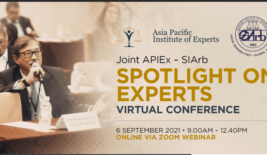 Virtual Conference on SPOTLIGHT ON EXPERTS