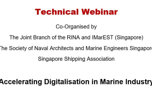 Accelerating Digitalisation in Marine Industry