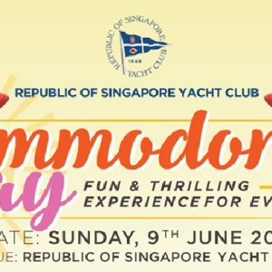 Commodore's Day @ RSYC (09 June 2019)
