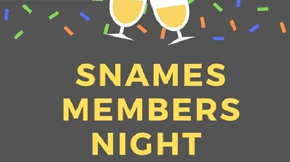 SNAMES Members Night 2019
