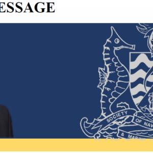 President's Message 2020